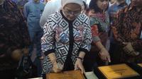 Kepala Balai Pengawas Obat dan Makanan (BPOM ) RI Penny Kusumastuti Lukito.