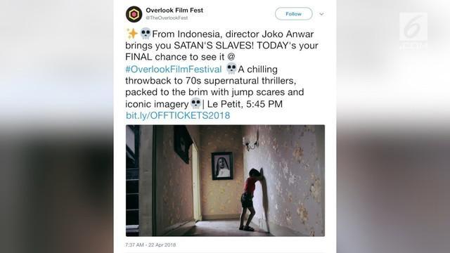 """""""Pengabdi Setan"""" meraih penghargaan tertinggi film horor internasional 2018  di Amerika Serikat"""