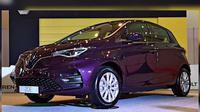 Mobil Listrik Renault Zoe Mengaspal di IIMS Hybrid 2021 (oto.com)