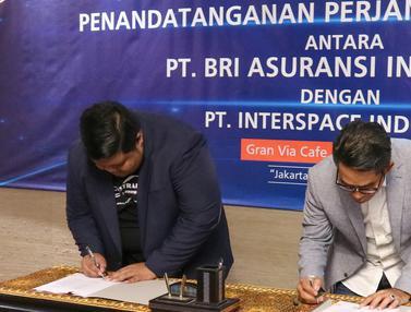 Dorong Potensi Bisnis Asuransi, Brinks Gandeng Accessstrade Indonesia