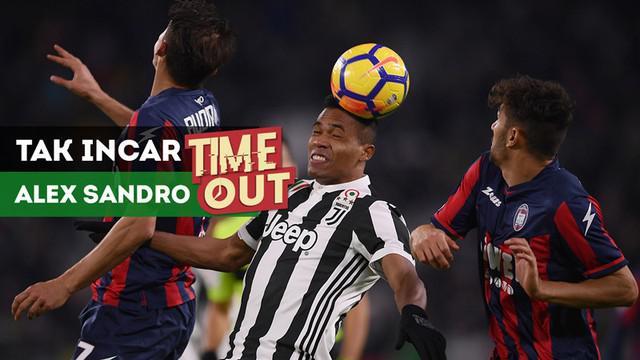Berita video Time Out kali ini tentang Manchester United yang dikabarkan tak lagi mengincar pemain Juventus, Alex Sandro.