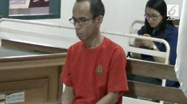 Tidak ada kata jera baru Ayung. Seorang terpidana mati yang kembali mengedarkan narkoba di dalam penjara.