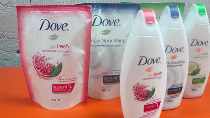 Review Dove Nourishing Body Wash With Nutriummoisture Fashion Fimela Com
