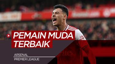 Pemain muda Arsenal. (Bola.com/Dody Iryawan)