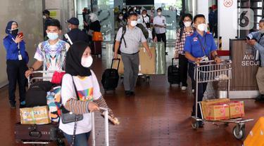FOTO: Suasana Bandara Soetta Pasca Larangan Mudik Dicabut