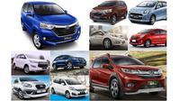 Penjualan mobil di bulan ketiga tahun ini mengalami peningkatan dibanding dua bulan sebelumnya.