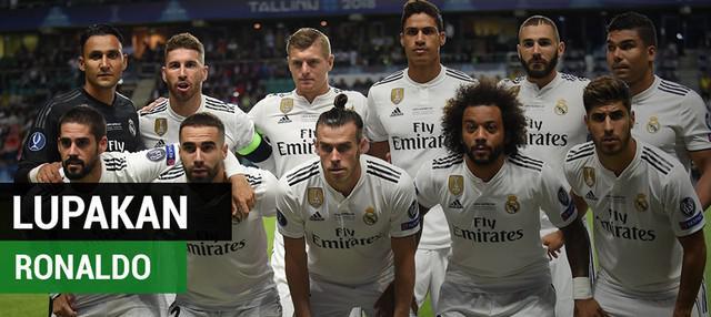 Berita video Time Out kali ini tentang Real Madrid yang lebih solid karena Cristiano Ronaldo sudah tak lagi di tim.