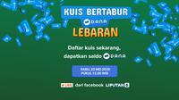Kuis Bertabur Dana. (Liputan6.com)
