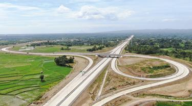 Jalan Tol Trans Sumatera (JTTS) ruas Sigli–Banda Aceh seksi 4 (Indrapuri–Blang Bintang) sepanjang 13,5 km