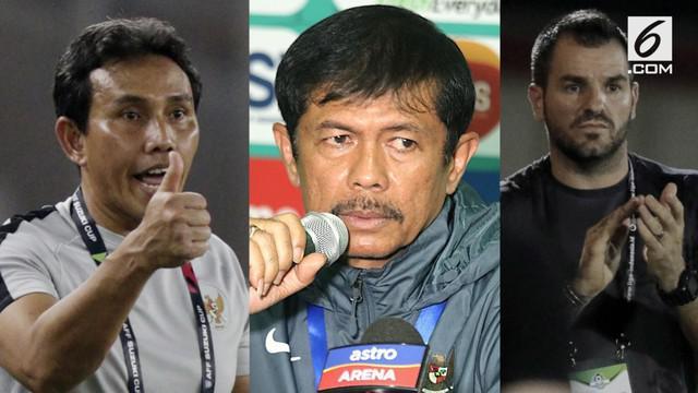 PSSI telah menunjuk pelatih baru untuk Timnas Indonesia. Mulai dari pelatih untuk Timnas Senior, Timnas U-23 dan Timnas U-16.