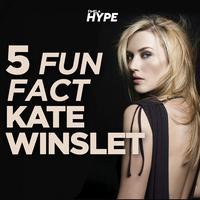 5 Fakta Menarik Kate Winslet, Ratu Akting dari Inggris