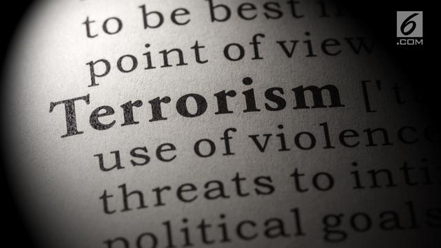 Aksi Serangan Teroris