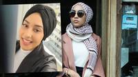 Mariah Idrissi (23 tahun) model muslim berhijab pertama dari brand retail terbesar kedua di Dunia