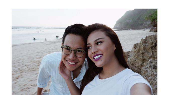 Manisnya Doa Sang Kekasih Di Ulang Tahun Aurel Hermansyah Showbiz Liputan6 Com