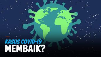 VIDEO: Menko Luhut Ungkap Kondisi Terkini Kasus Covid-19, Membaik?