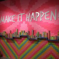 Mewujudkan impian. (Foto: Dok. Post-it)