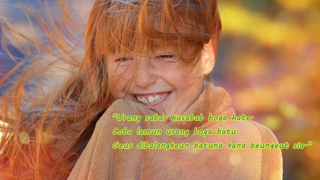 Foto Lucu Dan Kata Kata Lucu Bahasa Sunda Buat Status Facebook Hot Liputan6 Com