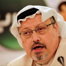 Jamal Khashoggi, wartawan Arab Saudi yang hilang sejak 2 Oktober di Istanbul, Turki (AP/Hasan Jamali)