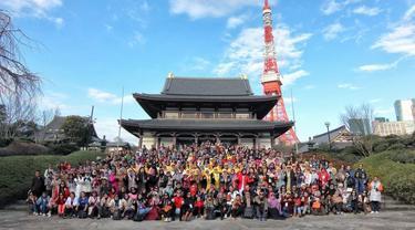 Para Member Tupperware Berprestasi Dapat Hadiah Wisata ke Luar Negeri