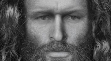 Pria berwajah tampan yang kerangkanya ditemukan di sebuah gua di Skotlandia