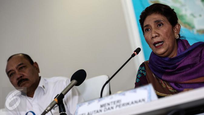 Setoran Pajak Perikanan Rendah, Sri Mulyani Sentil Menteri Susi