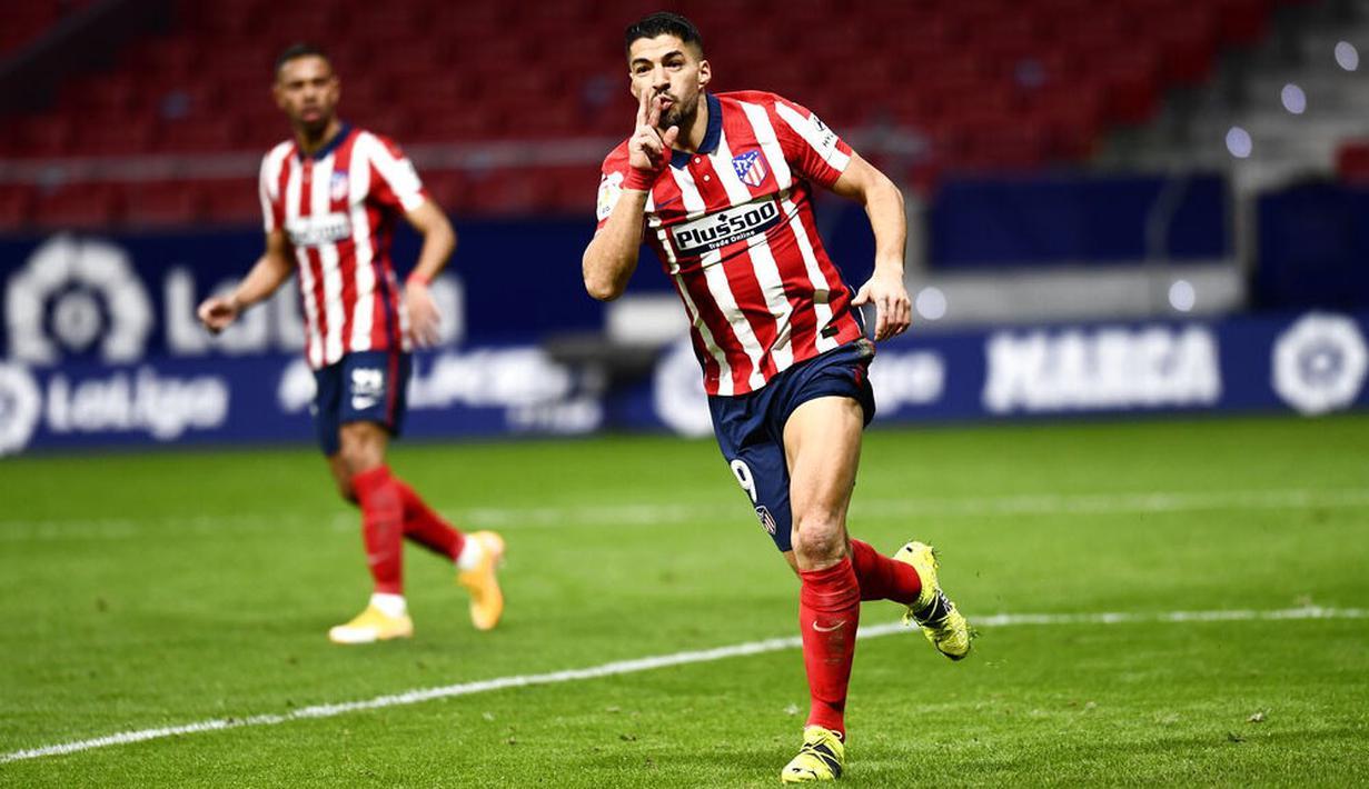 Atletico Madrid membuang kesempatan meraih tiga poin kala menjamu Celta Vigo pada laga Liga Spanyol.