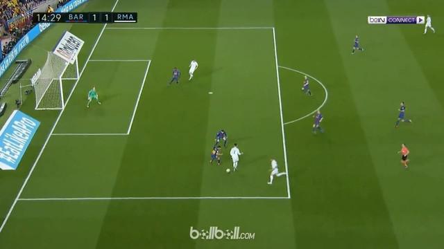Berita video Cristiano Ronaldo tampil gemilang saat menghadapi Barcelona dalam laga bertajuk El Clasico. This video presented by BallBall.
