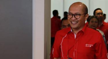 Setyanto Hantoro, Direktur Utama Telkomsel. Dok: Telkomsel