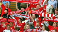 Salah satu sponsor Liverpool baru-baru ini menyatakan permintaan maaf ke publik usai mengganti logo klub demi kepentingan pemasaran.