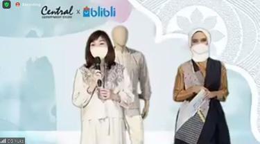 Central Departement Store berkolaborasi dengan Blibli.com dalam Central Festive Ramadan 2021