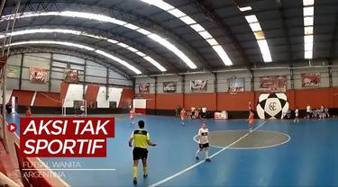 Berita Video, Tim Futsal Wanita di Argentina ini Sungguh Tidak Sportif, Cetak 4 Gol Bunuh Diri dengan Sengaja