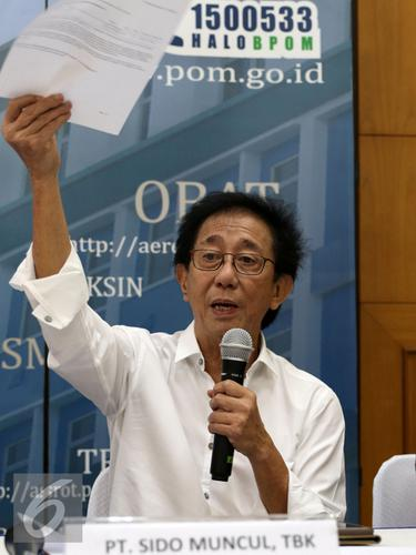20150814-BPOM Jamin Tolak Angin Aman Dikonsumsi -Jakarta