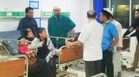 Santri keracunan massal (Liputan6.com / akbar Fua)