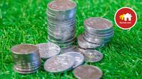 Uang koin. (Foto: Rumah.com)