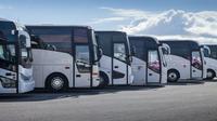 Balik ke Jakarta Usai Libur Akhir Tahun? Coba Nikmati Serunya Naik Bus!