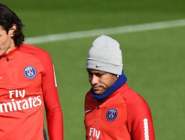 Liga 1 Prancis, PSG, Neymar, Edinson Cavani