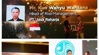 Kegiatan ASEAN Risk Awards merupakan pengakuan kepada lembaga, perusahaan dan individu di seluruh wilayah Asia Tenggara atas komitmen dan pencapaian dalam penerapan, inovasi dan dedikasi di bidang manajemen risiko.