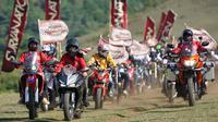 3.000 Bikers Touring dan Camping di Dataran Tinggi Sulawesi (Suryanaton Motorland)