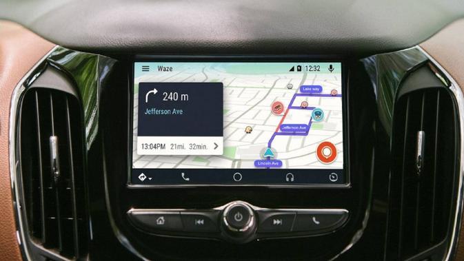 Ilustrasi GPS. (The Drive)