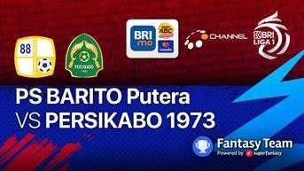 Sedang Berlangsung di Vidio,  BRI Liga 1 Kamis, 23 September 2021 : Tira Persikabo vs Barito Putera