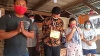 Tangkapan layar video viral curhat keluarga Casis Bintara Polri di Sulut.