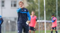 Julian Nagelsmann ditunjuk sebagai pelatih TSG 1899 Hoffenheim pada Kamis (11/2/2016). Nagelsmann tercatat sebagai pelatih termuda sepanjang sejarah Bundesliga. (dok. Hoffenheim)