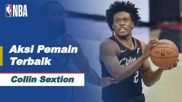 Collin Sexton mengumpulkan 22 poin dalam perpanjangan waktu dan dua kali perpanjangan waktu, termasuk 20 poin langsung untuk Cavaliers saat mereka mengalahkan Nets, 147-135, dalam perpanjangan waktu ganda. Sexton menyelesaikannya dengan 42 poin terti...