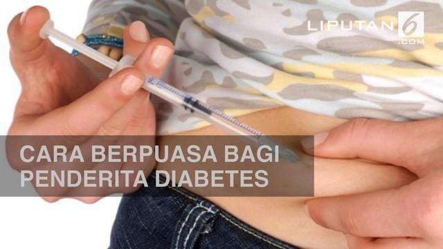 Berpuasa menjadi dambaan setiap umat muslim, termasuk penderita diabetes. Agar dapat nyaman berpuasa ada baiknya dengan cara berikut ini.