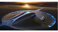 Spaceport Amerika (sumber: archdaily)