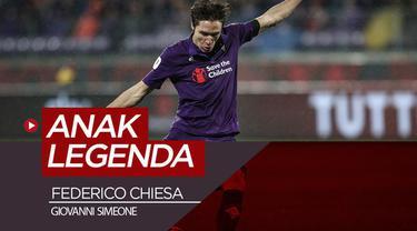 Berita video AS Roma dibungkam Fiorentina dengan 7 gol di Coppa Italia 2018-2019. Lima gol Viola ditorehkan anak legenda Enrico Chiesa dan Diego Simeone, Federico dan Giovanni.