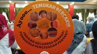 Kipas yang dibagikan Kementerian Kesehatan untuk program eliminasi kusta. (Nilam Suri/Liputan6.com