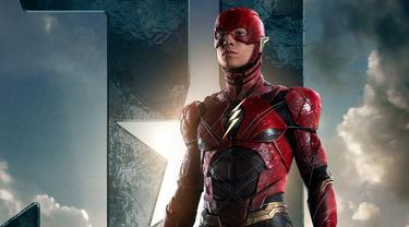 The Flash dalam Justice League