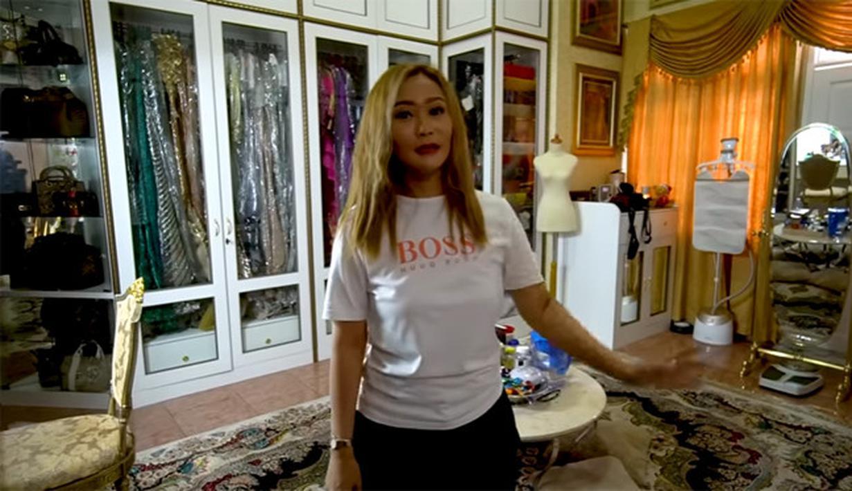 Walk in Closet Inul Daratista (Youtube/Inul Daratista Official)