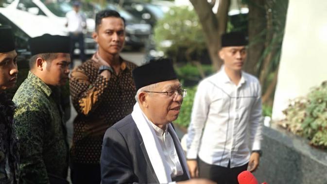 Timses Jokowi: MUI Punya Kewenangan Sendiri soal Ma'ruf Amin Ketua Aktif